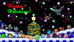 Christmas Picture(50 watcher special) by BoltBlades12