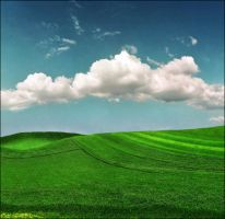 Smaragdine field by jup3nep