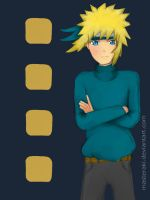 Young Minato, Future Fourth Hokage! by MasterAki