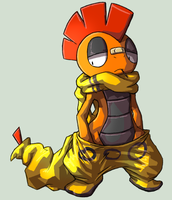 Wiz the scrafty by behemutt