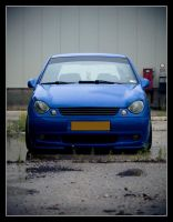 Blue Looks Mean by Andso