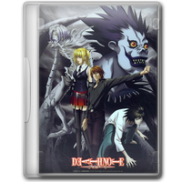 Icon Folder - Death Note by Khiciy
