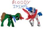 Bloody insane by elfmoon3