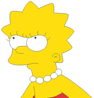 Lisa (Mad) Sprite Artwork by KidBobobo