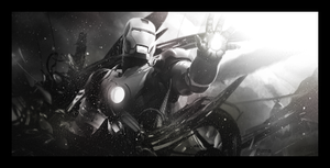 IRON MAN My Finish by CanNWill