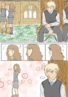 DracoxHermione Comic: Observer by 19Gioia93