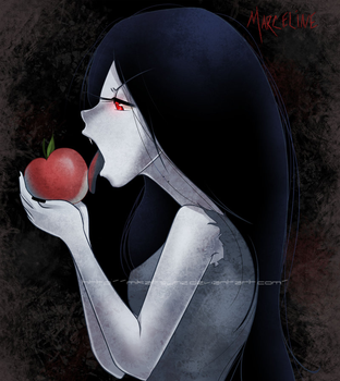 Marceline by Mikabunni