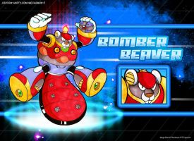 Bomber Beaver by Silver-Ray