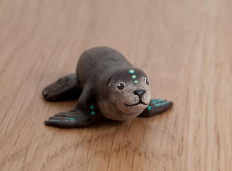 Sea lion totem by lifedancecreations