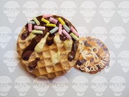 waffle doble chocolate2 by KPcharms