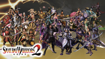 Samurai Warriors 2 Roster by The4thSnake