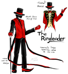 [Crimson Circus] The Ringleader by ChesterPalm