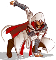 it's an Ezio by TheGalacticKat