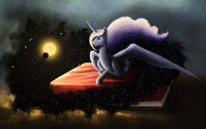 Stargazing by PrincessSaros