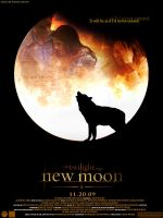 New Moon - version 2 by Raylie