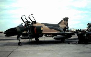 310th TFTS F-4C No. 1 by F16CrewChief