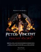 Fright Night - Peter Vincent by herallure