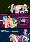 MLP Equestria Girls_Friendship Cup_cover by jucamovi1992