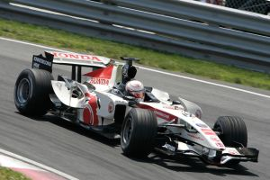 F1 Saturday: Jenson Button by Calzinger