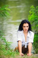 River Beauty by platen