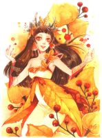 Indian Summer by CKJohnson