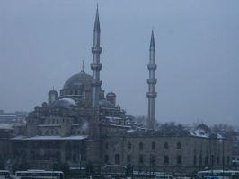 snow - istanbul III by smrdncr