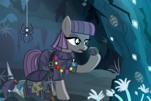 Maud's Caving Page by PixelKitties