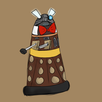 Daleksha by chewyrainbow