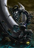 Darksiders_Death_Color by ArtofDPI