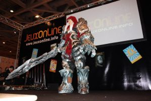 Darksiders war 4 by Shoko-Cosplay