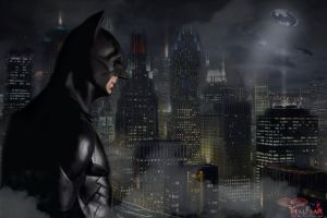 I am the night. by Kolin-Roberts