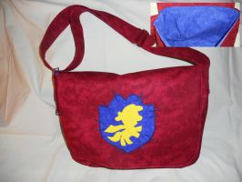 Cutie MarkCrusaders Messenger Bag by Hop-is-my-Hero