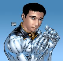 FrancisM is Iceman by edtadeo