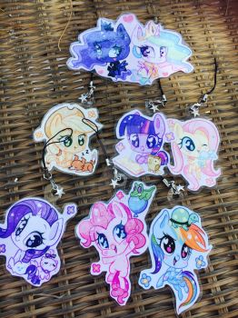 MLP MLC STYLED STRAPS .:ORDER OPEN:. by Ipun
