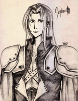 We should really hail Sephiroth by BunnyVoid