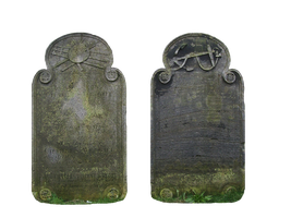 Two Headstones PNG by chaseandlinda