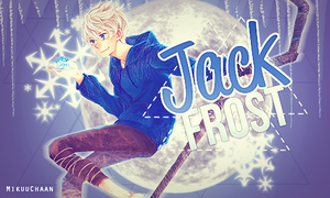 Jack Frost by MikuuChaan