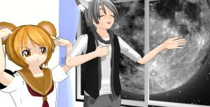 MMDTom and Jerry The Movie by KingdomHeartsNickey