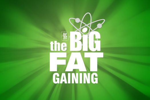 The Big Fat Gaining. Tittle! by JayTee-FAArtist