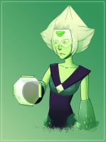 Peridot by DragonHT