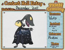 PKMNC Contest Hall: Ms. Burgess Dec. 2011 by Vuro