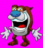 Stimpy - Sonic Freedom Fighters ???? by MUGENHunter