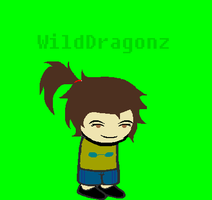 Homestuckified Request 2:WildDragonz by CALIBORNOuS