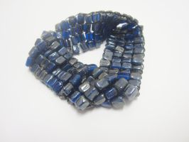 Blue Dream Beaded Bracelet by Artisticat86