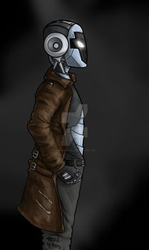 New Unnamed Character by AvocadoChell