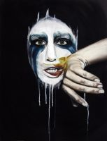 Applause - Lady Gaga by NirmtwarK-s