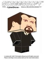 Cubeecraft - The Master by CyberDrone