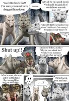 Wolf Comic --SS-page15-- by SheltieWolf