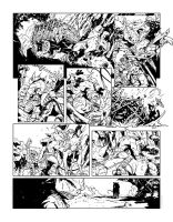 Pathfinder Goblins Pg 1 for GTM Mag by sean-izaakse