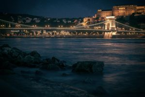 Pest to Buda by INVIV0